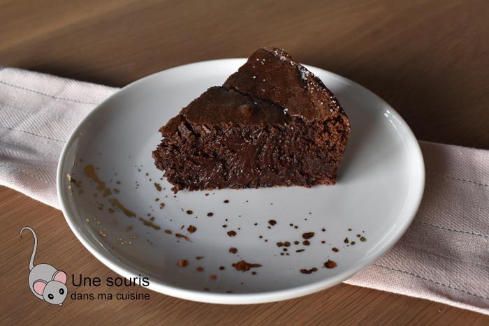 Gâteau coulant au chocolat d'Hélène Darroze