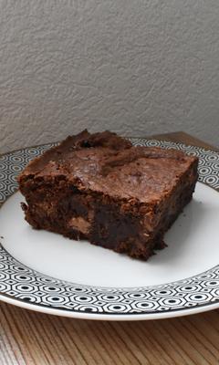 Brownie aux bonbons