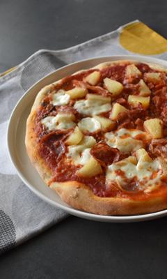 Pâte à pizza de Mirko