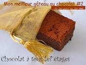 Mon meilleur gâteau au chocolat #2