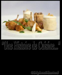 Une Histoire de Cuisine